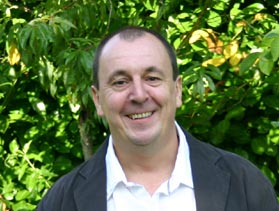 Portrait de mr le Directeur: Pascal Morel